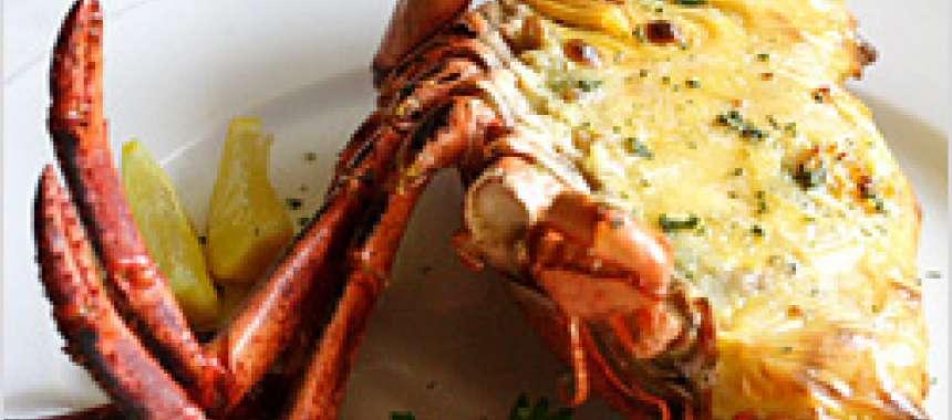 Καραβίδες λαδολέμονο - www.sidages.gr