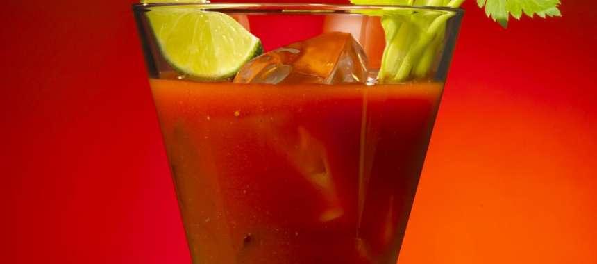 Κοκτέιλ Bloody mary - www.sidages.gr