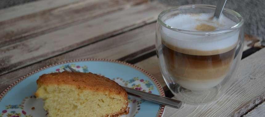 Κέικ λεμονιού χωρίς γλουτένη