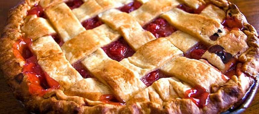 Κερασόπιτα - συνταγές ζαχαροπλαστικής - πίτες