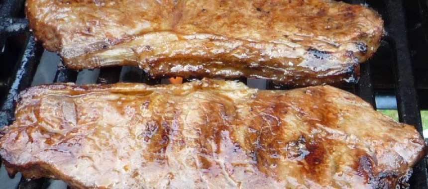 Μαρινάτα μουστάρδας - www.sidages.gr