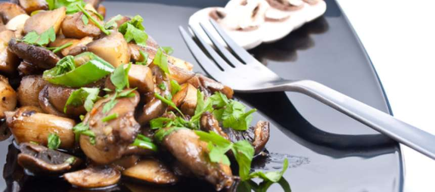 Κρύα σάλτσα μανιταριών - συνταγές μαγερικής - www.sidages.gr