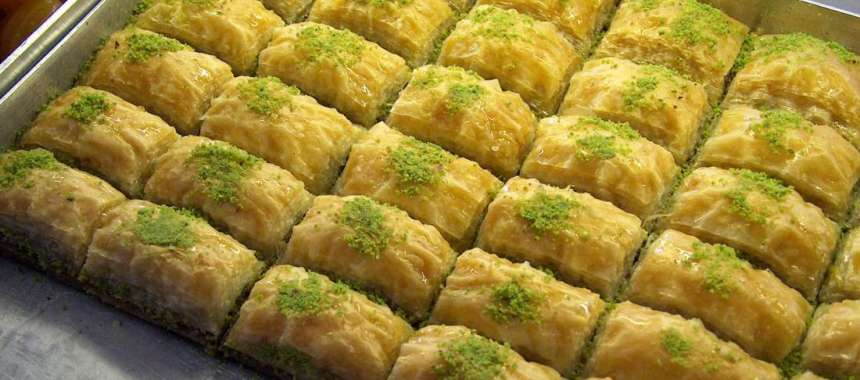Μπακλαβάς - γλυκά - συνταγές ζαχαροπλαστικής