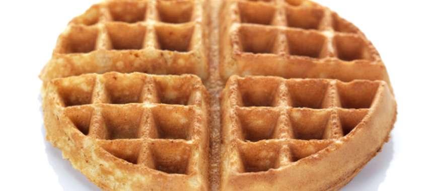 Βάφλα - συνταγές ζαχαροπλαστικής - γλυκά