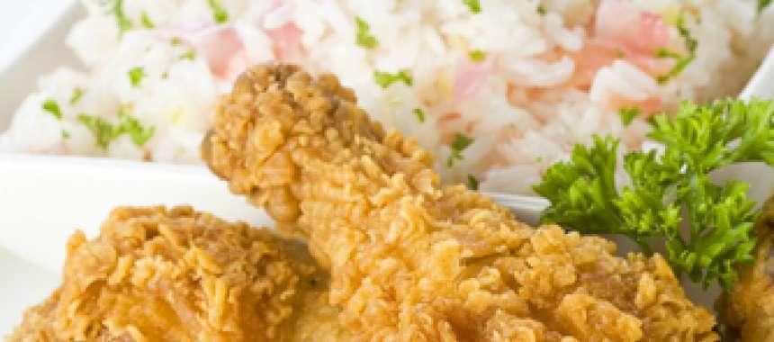 Τραγανό κοτόπουλο τηγανητό - www.sidages.gr
