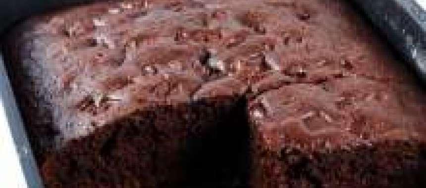 Σοκολατόπιτα - Συνταγές ζαχαροπλαστικής - σοκολάτα - γλυκά