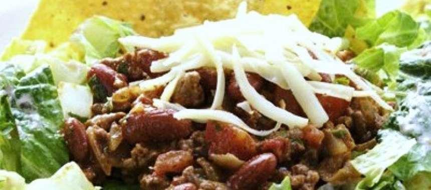 Σαλάτα Taco πικάντικη