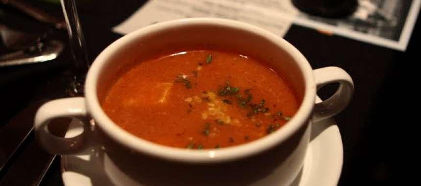 Ψαρόσουπα κόκκινη (με ντομάτα) - www.sidages.gr