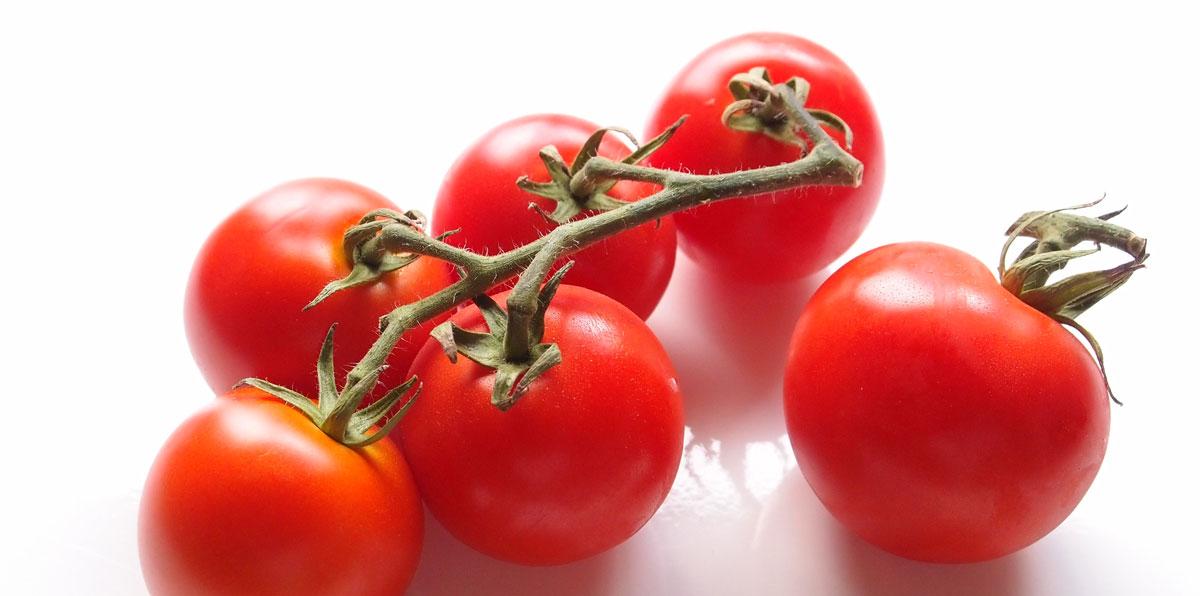 Ντομάτα - φυσικό ενεργειακό ποτό